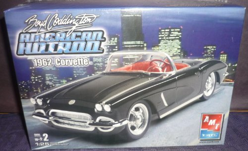 AMT/Ertl Boyd Coddington American Hotrod 1962 Corvette Model by AMT Ertl (1962 Corvette Model compare prices)