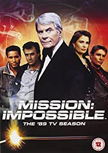 Mission Impossible - The '89 TV Season [DVD]