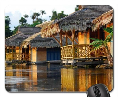 Amazonas-Brazil Mouse Pad, Mousepad (Beaches Mouse Pad)