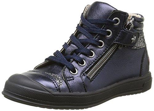 GBBNoane - Sneaker Bambina , Blu (Bleu (12 Vte Marine Dpf/Edit)), 32