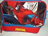Marvel Spiderman Lunch Bag, Blue