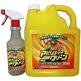 アビリティークリーン 濃縮液 4L スプレーボトル付