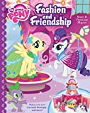 My Little Pony Fashion and Friendship Storybook and Press Outs (Press-out Play)