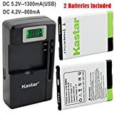 Kastar BL-44JN Battery (2-Pack) and