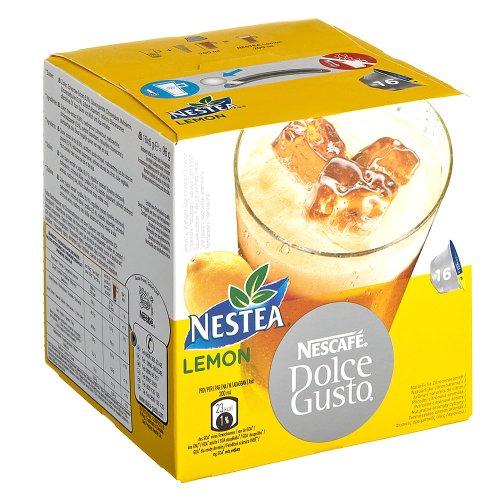 Choose NESCAFE Dolce Gusto Nestea Lemon (16 Capsules) from Nestle