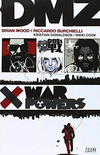 Dmz TP Vol 07 War Powers