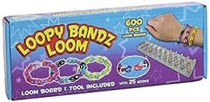 Loopy Loomz Loop Loom Deluxe Bracelet Set