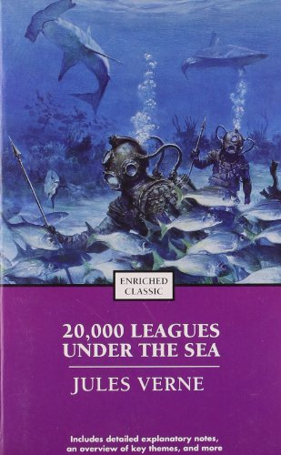 20,000 Leagues Under the Sea (Enriched Classics (Pocket))