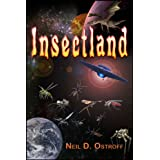 Insectland (The Imagination Series - Book Two 2) ~ Neil Ostroff