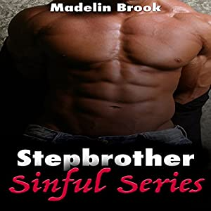 Stepbrother Romance: Sinful Series Audiobook