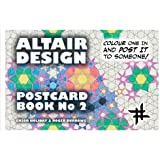 Altair Design Pattern Postcard: Bk. 2
