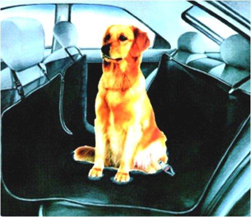 Artikelbild: Praktische Autoschondecke, Autoschutzdecke, ideal für den Transport von Tieren aber auch Nutzlasten, H-98105