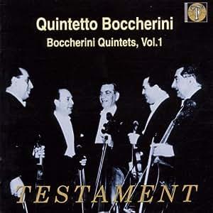 String Quintets Vol. 1 (Quintetto Boccherini)