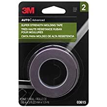 "3M 03615 Scotch-Mount 7/8"" x 5' Molding Tape"