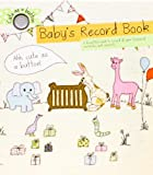 Baby's Record Book (Cute as a Button)