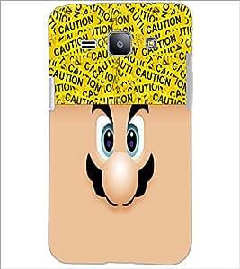 PrintDhaba Cartoon D-4238 Back Case Cover for SAMSUNG GALAXY J1 (Multi-Coloured)