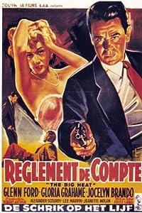 The Big Heat - Movie Poster - 11 x 17