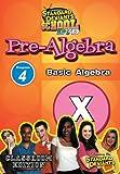echange, troc Sds Pre-Algebra Module 4: Basic Algebra [Import USA Zone 1]