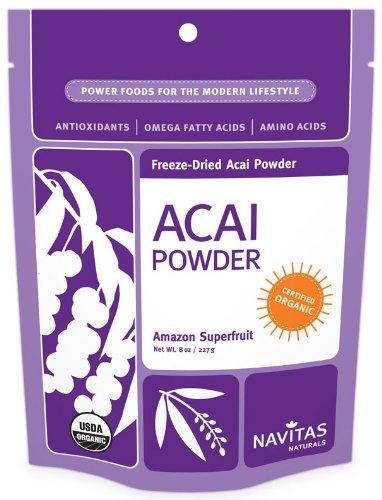 Navitas Naturals Freezed-Dried Acai Power? Powder 8 oz