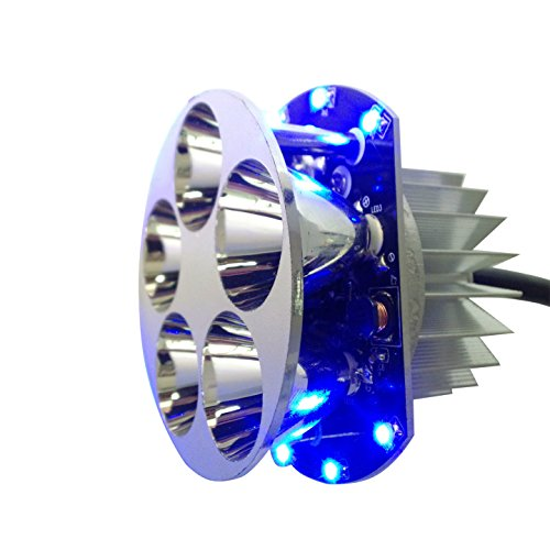 Cool Knight 15W Universal Type Electrocar Motorcycle Led Headlight