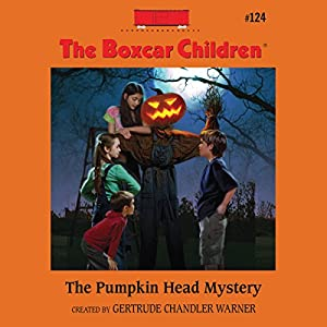 The Pumpkin Head Mystery Audiobook
