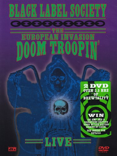 Black Label Society - The european invasion - Doom troopin' live (collector's edition)