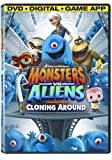 Monsters Vs Aliens: Cloning Around [DVD] [Region 1] [US Import] [NTSC]