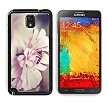 buy Msd Samsung Galaxy Note 3 Aluminum Plate Bumper Snap Case Vintage Tone Of Hover Flies On Pink Zinnia Image 20545969