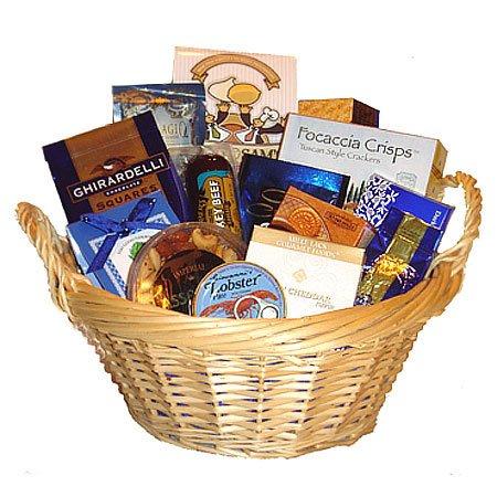 Bon Appetit 14pc Gourmet Gift Basket