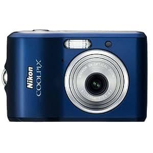 Nikon Coolpix L14 7.1MP Digital Camera with 3x Optical Zoom (Blue) (OLD MODEL)