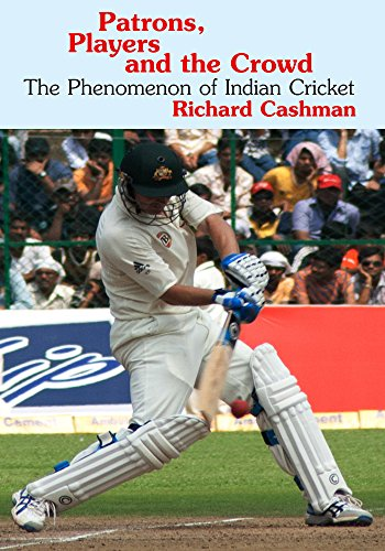 Patrons, Players And The Crowd: The Phenomenon Of Indian Cricket front-118473