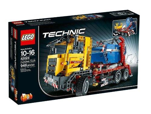 レゴ テクニック コンテナトラック 42024