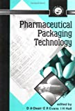 img - for Pharmaceutical Packaging Technology book / textbook / text book