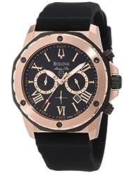 Bulova 98B104 Marine Calendar Watch