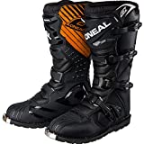 O'neal Rider MX Motocross Supermoto Motorrad Stiefel schwarz 2015: Größe: