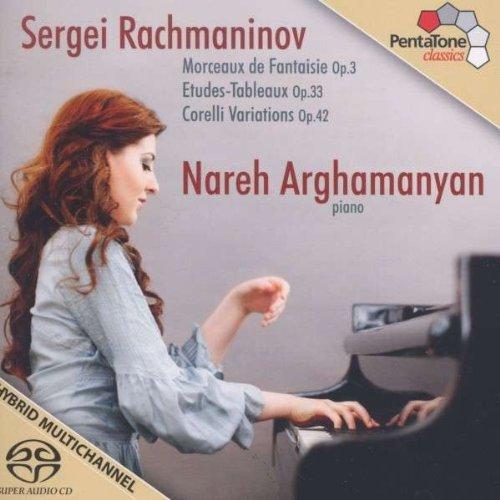 RACHMANINOV / NAREH ARGHAMANYAN