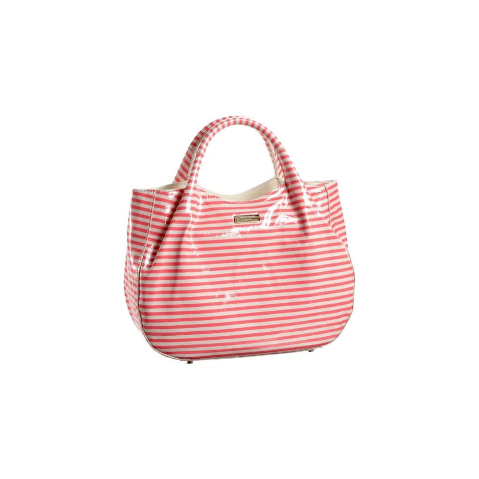 Kate Spade Seersucker Patent Treesh Satchel   designer shoes, handbags