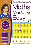 Carol Vorderman Maths Made Easy Times Tables Ages 7-11 Key Stage 2 (Carol Vorderman's Maths Made Easy) by Vorderman, Carol Re-issue Edition (2011)