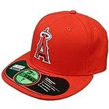 (ニューエラ)New Era MLB ロサンゼルス・エンゼルス Authentic Performance On-Field キャップ (ゲーム)