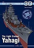 The Light Cruiser Yahagi (Super Drawings in 3D)