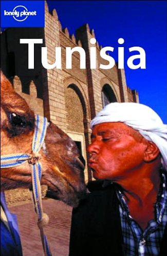 Lonely Planet Tunisia (Country Guide) front-1072309