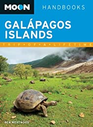 Moon Galapagos Islands (Moon Handbooks)
