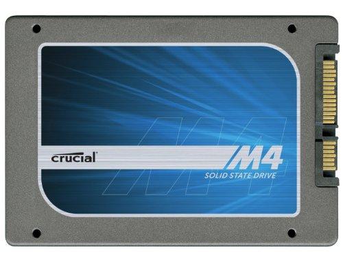 Crucial CT128M4SSD2 128GB m4 2.5-inch SATA 6Gb/s (SATA III) Internal SSD