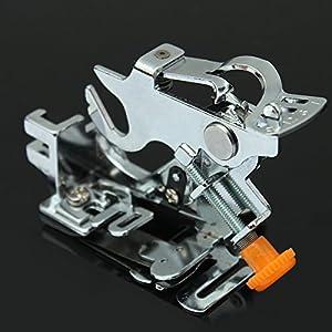 Universal Domestic Sewing Machine Ruffler Foot Low Shank Presser by Generic