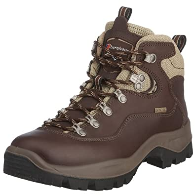 Berghaus Women's WMNS Explorer Ridge Hiking Boot Brown 80021 B90 4 UK