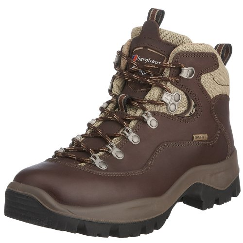 Berghaus Women's WMNS Explorer Ridge Hiking Boot Brown 80021 B90 7 UK