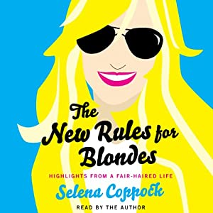 The New Rules for Blondes Audiobook