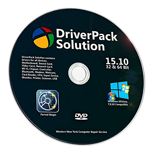 Universal Offline Device Driver Install DVD For Windows 7, XP, 8, Vista, 8.1, Win 10 Western Computer Repair (Windows 7 Repair compare prices)
