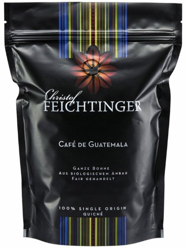 Christof Feichtinger Kaffee Single Origin Quiché