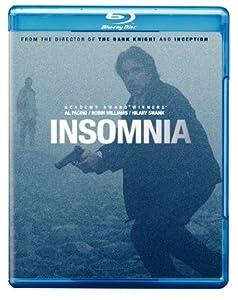 Insomnia (2002) Blu-ray